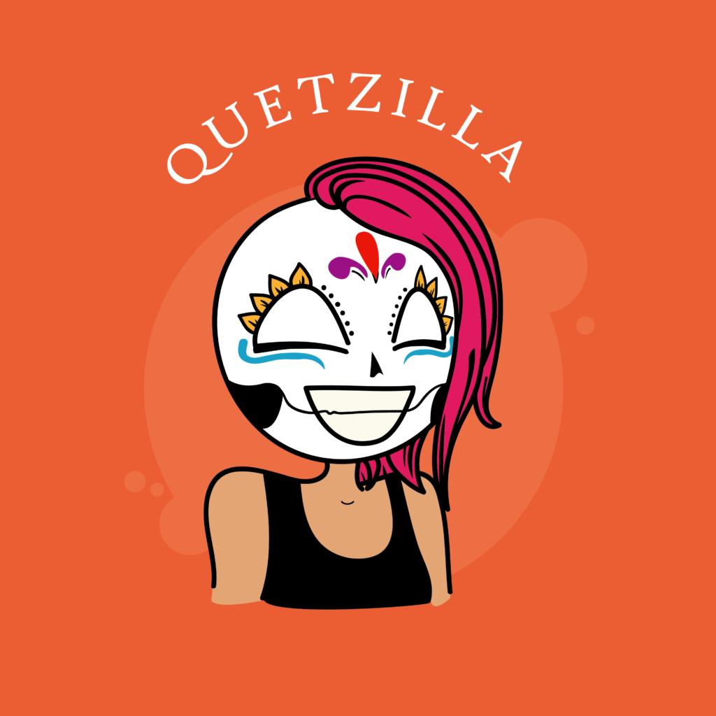 Quetzilla Calaverita
